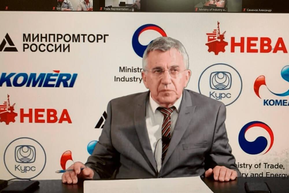 Россия и Корея