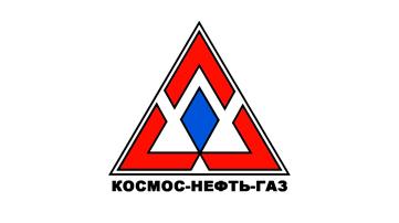 Космос Нефть Газ лого