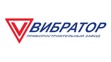 ВИБРАТОР лого